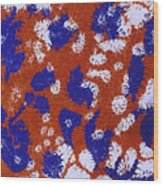 Frantic Delirium - V1lle90 Wood Print