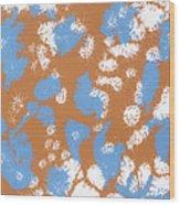 Frantic Delirium - V1sh100 Wood Print