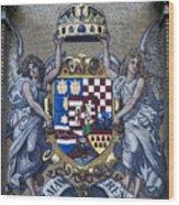 Franz Joseph Motto Wood Print