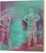 Free At Last - Free With Lust Wood Print