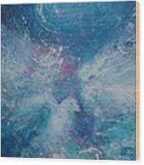 Freebird Wood Print