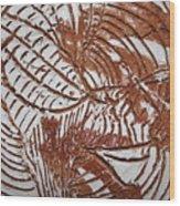 Freedom - Tile Wood Print