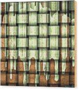 Freedom Marchers  2 Wood Print by Teodoro De La Santa