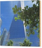 Freedom Tower 02 Wood Print