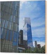 Freedom Tower 03 Wood Print
