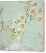 Freesia Blossom Wood Print