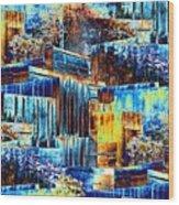 Freeway Park 3 Wood Print