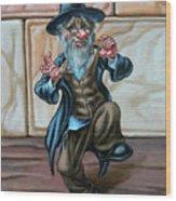 Freilahs. Op#2605 Wood Print