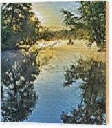 French Creek 17-037 Wood Print