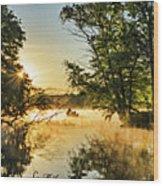 French Creek 17-038 Wood Print