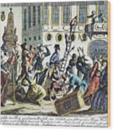 French Revolution, 1789 Wood Print