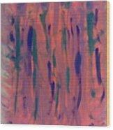 Frenesia Da Shopping Wood Print
