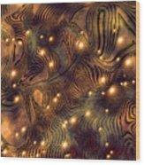 Freshwater Wood Print
