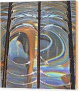 Fresnel Lens Wood Print