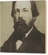 Friedrich Engels Wood Print