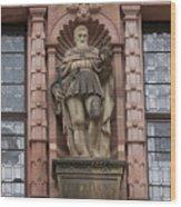 Friedrich The Wise Wood Print