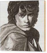 Frodo Wood Print
