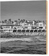 From Redondo Beach Pier Wood Print