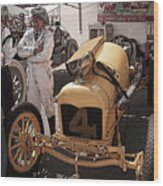 Fronty Ford 1915 Wood Print