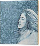 Frozen Dreams Wood Print