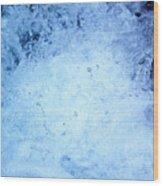 Frozen Iv Wood Print