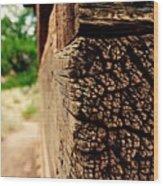 Fruita Farm In Capitol Reef Np Wood Print