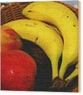 Frutta Rustica Wood Print