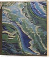 Furfilment Wood Print