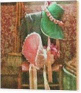 Furniture - Chair - Bonnets  Wood Print