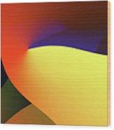 Fusion Game - 3644 Wood Print