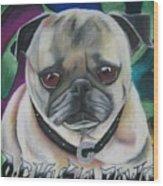 G Dawg Wood Print