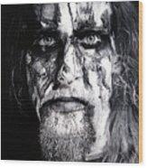Gaahl Wood Print