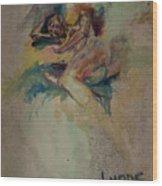 Gabrielle Wood Print