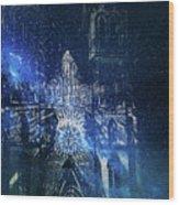 Galactic Prometheus Wood Print