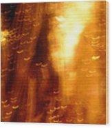 Galaxies 8 Wood Print