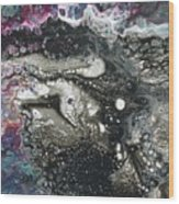 Galaxy 1 Wood Print
