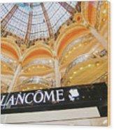 Galeries Lafayette Inside 2 Art Wood Print