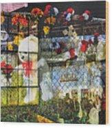 Gallery Angel Wood Print