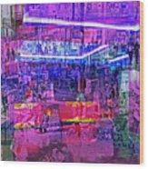 Gallery Boogie Wood Print