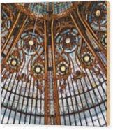 Gallery Lafayette Ceiling Wood Print