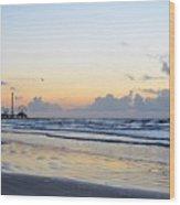 Galveston Tx 346 Wood Print