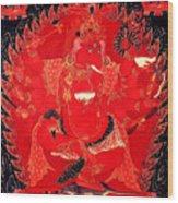 Ganapati 14 Wood Print