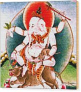 Ganapati 2 Wood Print