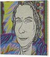Gang Of Four - Agata Sorensen Wood Print