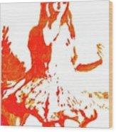 Ganjiro Gyaru Wood Print