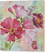 Garden Beauty-jp2954b Wood Print