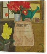 Gardner Wood Print