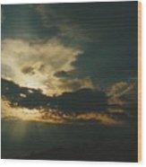 Gary Indiana Wood Print