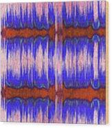 11068 Gary Moore's Parisienne Walkways With Title Wood Print