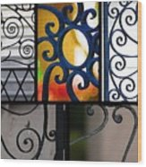 Gate Designs Wood Print